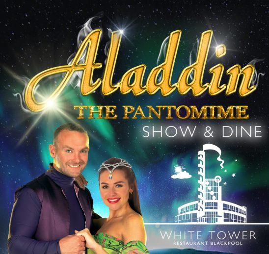 Festive Lunch & Aladdin Pantomime